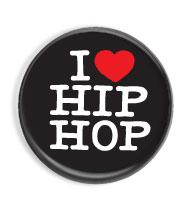 I love hip hop - placka
